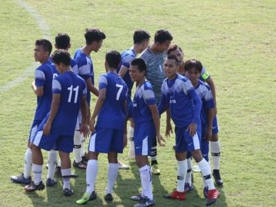 Bermodal 1-0, Kesebelasan Al-Ma'mur Tangerang Lolos ke Final Liga Santri 2019