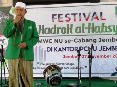 Jadikan Hadrah Media Dakwah, LDNU Jember Gelar Festival Hadrah al-Habsy