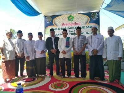 Katib NU Pringsewu: Berkat Shalawat Masalah Minggat