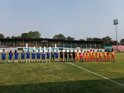 Sore Ini, Nur Iman FC dan Al-Ma'mur Perebutkan Juara Liga Santri Nusantara