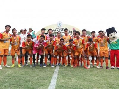 Gawang Nur Iman Tak Pernah Kebobolan Selama Liga Santri Nusantara 2019