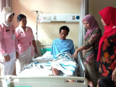 Kiprah Aktivis NU di Semarang Layani Umat Tak Kenal Waktu