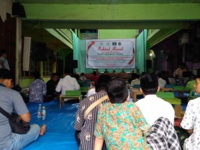 PCNU Jakarta Utara Bahas Masalah Terduga Teroris dan Wakaf