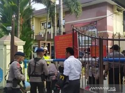 PBNU Kecam Pelaku Ledakan Bom di Polrestabes Medan