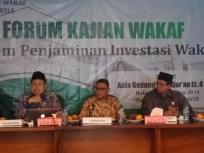 Potensi Keuangan Wakaf di Indonesia Capai 2.005 Triliun
