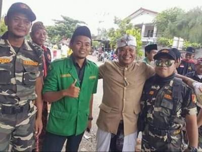 Cegah Konflik Bantul, Ansor Buleleng Cerita Keakraban Hindu-Muslim di Bali