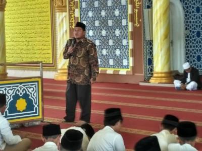 Jadikanlah Nabi Muhammad SAW sebagai Idola