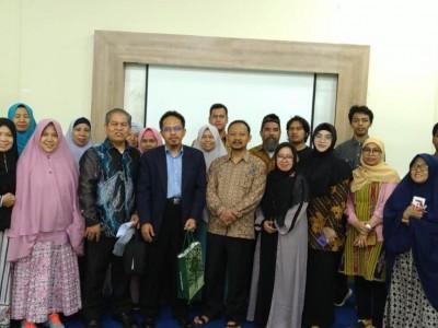 Pertemuan Sanad Ulama Pattani dan Betawi di Syekh Abdus Shomad Palembang