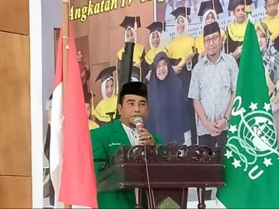 Ustadz Husain Horu Terpilih Ketua PCNU Halmahera Utara