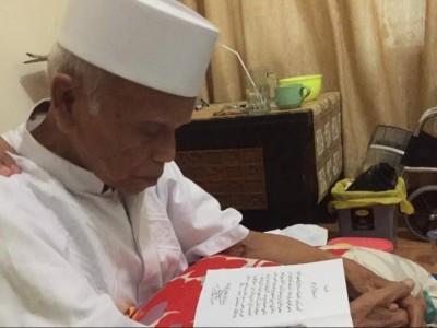 Pesan KH Abdurrahman Nawi: Ente Jangan Jauh-jauh dari Pesantren