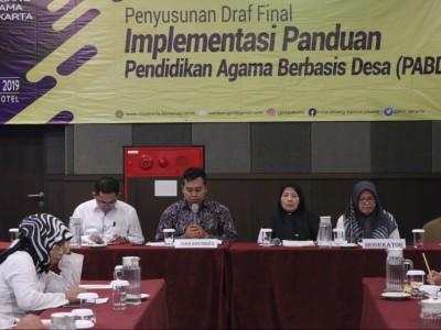 BLA Jakarta Dorong Dana Desa Disalurkan untuk Pendidikan Keagamaan