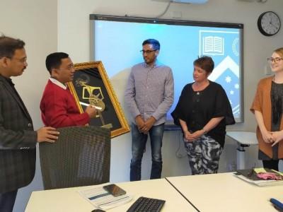 Monash University Apresiasi Short Course Riset Kemenag