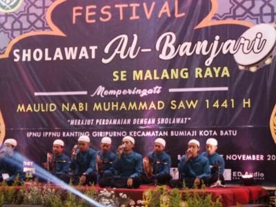 Semangat Dakwah Lewat Festival Banjari Se-Malang Raya