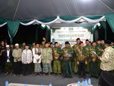 Ketum PBNU Lantik Pengurus Cabang Istimewa NU Malaysia