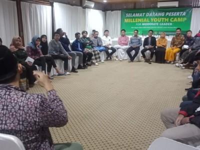 Lakpesdam Gandeng Kaum Muda Kampanyekan Moderasi Beragama