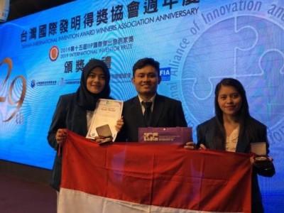 Songkok Magic Kader PMII Raih Emas di Ajang Inovasi Internasional