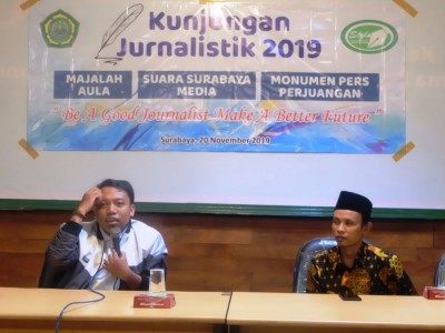 Media Ikut Berperan Jadikan Masa Depan Lebih Baik