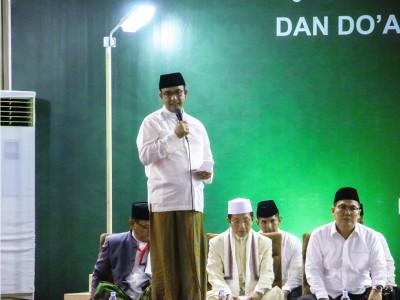 Gubernur DKI Jakarta Puji Hafalan dan Keilmuan Ketum PBNU