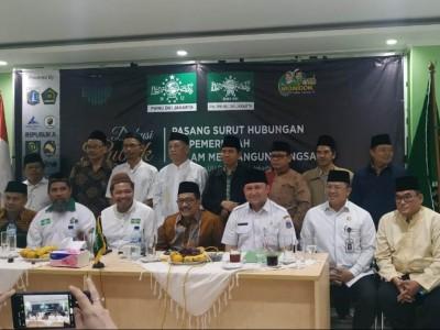 RMINU DKI Jakarta Diskusikan Pasang Surut Hubungan Pesantren dan Negara