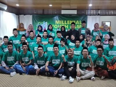 Lakpesdam PBNU Perkuat Kapasitas Generasi Milenial Sebarkan Moderasi Islam
