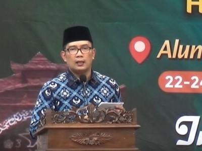 Ridwan Kamil Ungkap Program Jabar Kembangkan Potensi Santri