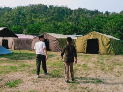 MUI Lampung Sinergi dengan TNI Adakan Kegiatan Akademi Dai Wasathiyah