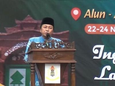 Hari Ini, Halaqah Kemasjidan, Pelatihan Shalat Sempurna, dan Perlombaan Festival Tajug di Cirebon