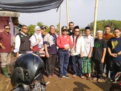 Gandeng Rabithah Alawiyah, NU Pekalongan Tanam Mangrove di Pantai