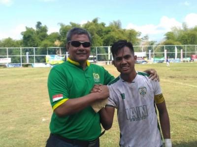 Ainur Rofiq, Santri yang Bersinar di Football Championship 2019