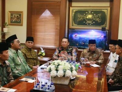 PBNU Terima Kunjungan Sejumlah Pimpinan MPR