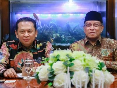 Bamsoet: PBNU Setuju Presiden Dipilih MPR