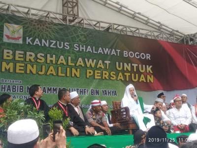 Habib Luthfi Ajak Masyarakat Jaga Persatuan dan Kesatuan Bangsa
