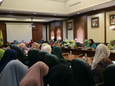 Kopri PB PMII Sebut Posisi Strategis Perempuan Milenial dalam Pembangunan Industri 4.0