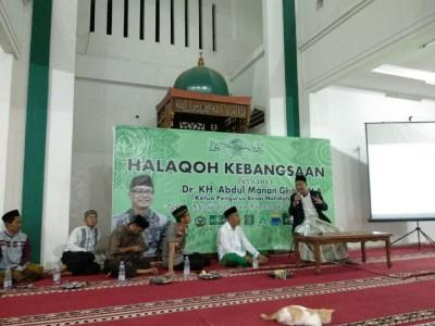 Masjid Itu Tempat Sujud, Jangan Disalahgunakan