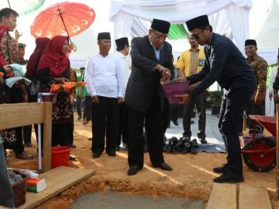 Pembangunan Masjid di Tana Tidung, Kiai Said: Bangun Masjid Tanda Iman kepada Allah
