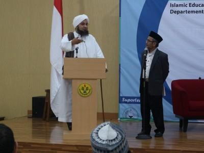 Datang ke Indonesia, Habib Ali Al-Jufri Bantah Hadiri Reuni 212
