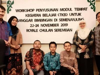 Muslimat dan KMNU Malaysia Rancang Kurikulum Sanggar Belajar