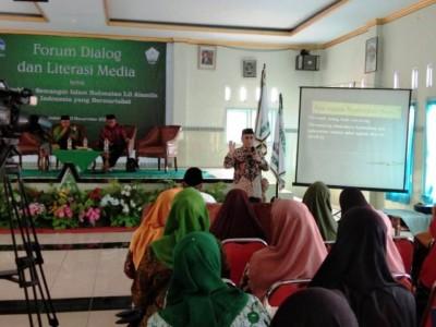 Ketua Lakpesdam NU Paparkan Lima Modal Sosial di Indonesia