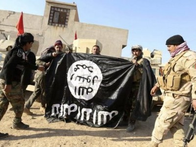 Irak Tangkap Wakil Pemimpin ISIS