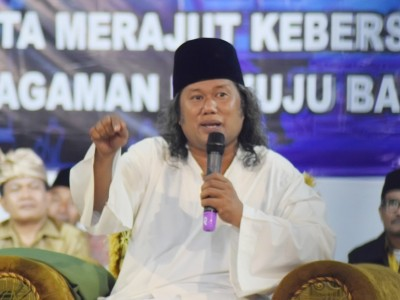 Pesan Persaudaraan Gus Muwafiq di Tabanan