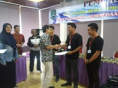 Dua Kader Ansor Terpilih Jadi Wirausahawan Muda Terbaik Subang