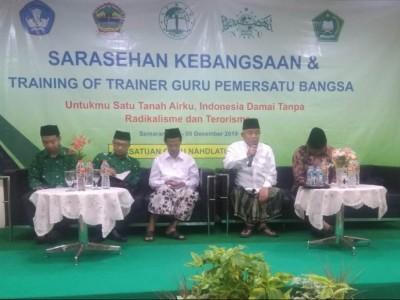 Pelatihan Guru Pemersatu Bangsa, Upaya Pergunu Wujudkan Indonesia Damai dan Unggul