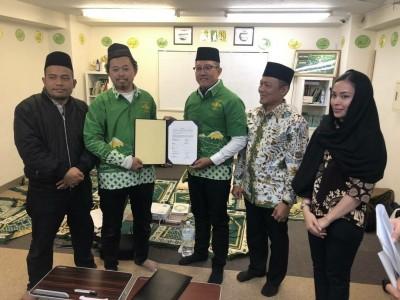 Dorong Sertifikasi Halal, PCINU Jepang Teken MoU dengan JPI