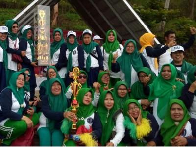 Muslimat NU Subang Berkomitmen Mencetak Perempuan Sehat dan Produktif