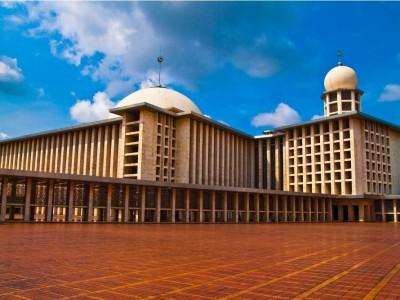 Masjid Istiqlal Sediakan Tempat Khusus bagi Kaum Difabel