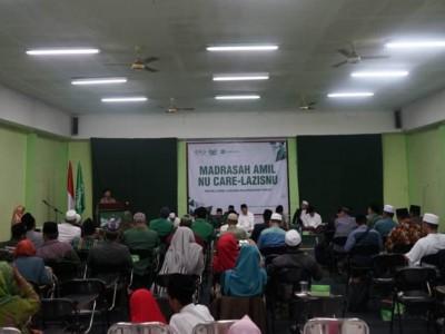 Ikhtiar Kuatkan Aktivitas Zakat, LAZISNU Kaltim Gelar Madrasah Amil