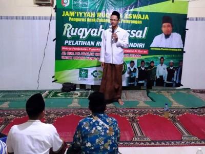 Ruqyah Aswaja NU di Jombang kian Diminati Masyarakat