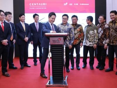Telkom dan KB Financial Group Sepakat Luncurkan Centauri Fund