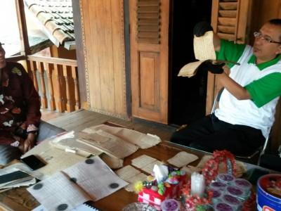 Manuskrip Alas Naskah dan Awal Masuknya Islam di Lampung Barat