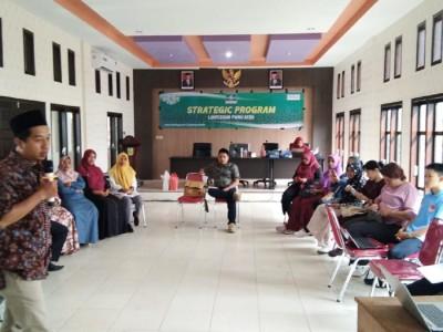 Perkuat Toleransi, Lakpesdam Aceh Gelar 'Strategic Program'